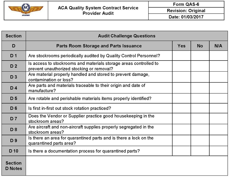 Sample Forms — AC-Aviation Documentation 1.0 documentation